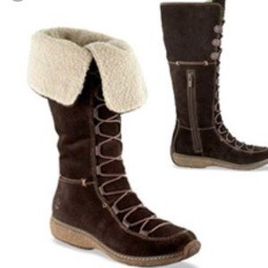 Minúsculo Quejar Manuscrito  Timberland Shoes   Timberland Moorland Holland Knee High Boot   Poshmark